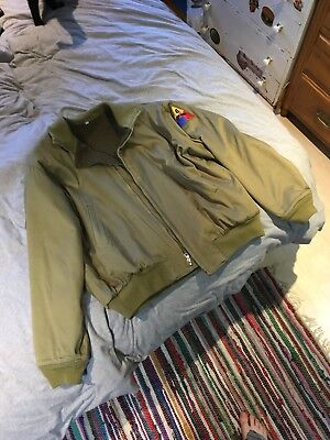 WW2 US Reproduction Tanker Jacket