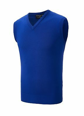 Glenmuir Lambswool Golf Slipover Top 73% OFF RRP