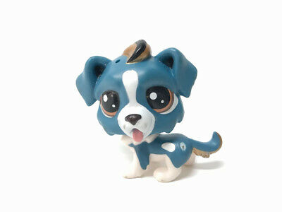 Promotion Xmas Gift Littlest Pet Shop LPS Puppy dog Cute Animal Great Kids Toy
