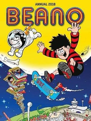 **NEW** - Beano Annual 2018 (Annuals 2018) 1845356438