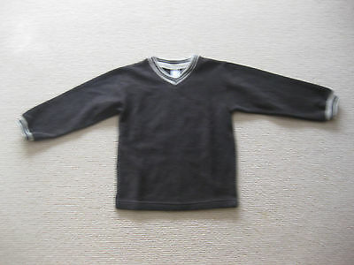 Boys Brown Jumper Size 6