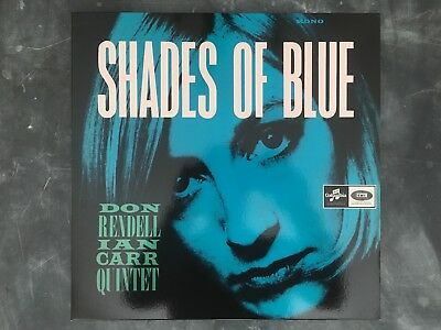 Don Rendell Ian Carr - Shades Of Blue Ltd Vinyl LP Reissue Sold Out LAST COPY
