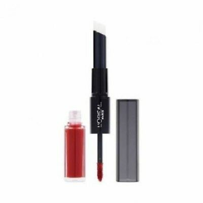 Loreal Rouge A Levres Duo Infaillible 24 Heures Numero 214 Raspberry For Life