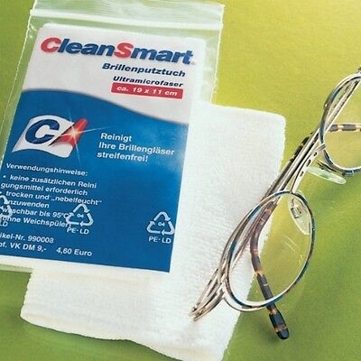 CleanSmart Microfibre Glasses Cleaning Cloth