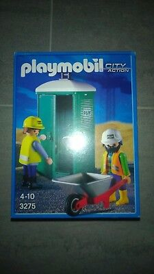 playmobil baucontainer 3260 eur 1 00 picclick de. Black Bedroom Furniture Sets. Home Design Ideas