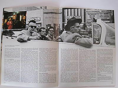 THE CLASH  Magazine Cuttings/Clippings