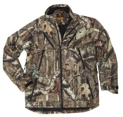 best service 8b5d7 cdab5 NUOVO BROWNING GIACCA da Caccia HELL'S Canyon II - Camo - Vento Impermeabile