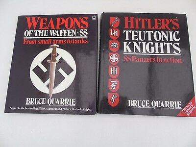 Hitlers Teutonic Knights And SS Book
