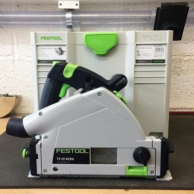 FESTOOL - TS 55R 160mm Plunge Cut Circular Saw - New  - SAVE $160!!