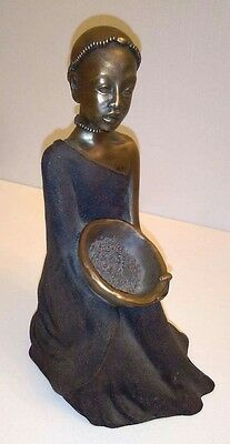 Soul journey maasai figurine