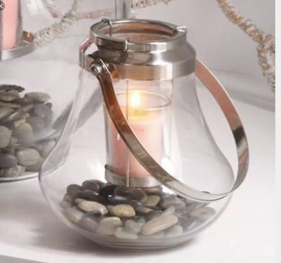 Yankee candles bulb-shaped Lantern