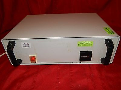 Irem E4 H100/sl Power Supply 20V 160W  Powered Up. Use With Microscope Etc