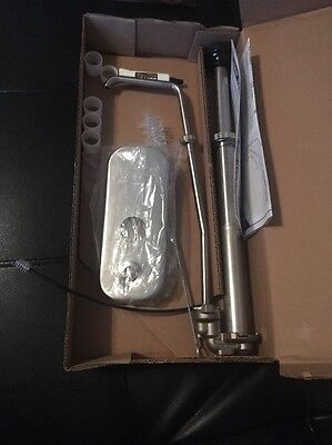 Server 85300 Condiment Syrup Pump Only w/ 1.25-oz/Stroke Capacity, Stainless