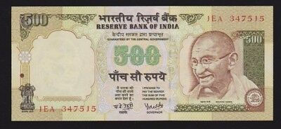 India 500 Rupees 2000-02  P#93 UNC Condition Nice Note