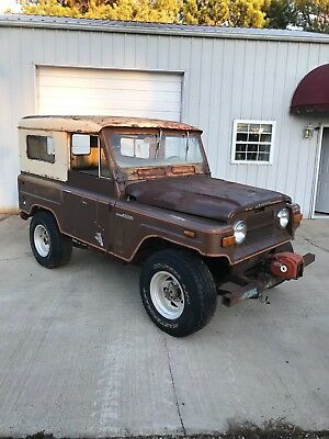 1969 Nissan Patrol Hard Top 1969 Nissan Patrol Hard Top 1 of only 2600 ever sold in the USA