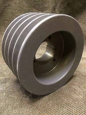 """Browning Quad V-Belt Pulley, 5 1/2""""  w/ fixed 1 7/8"""" center 4TB52"""