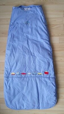 2.5 Tog blue baby sleeping bag by Dream Bag for toddlers 18 to 36 months 110cm