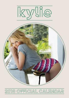 Kylie Minogue Calendar 2018 Official Original Large A3 Size New + Sealed