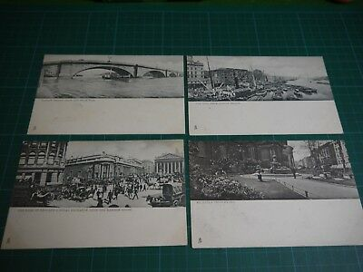 Tuck & Sons London post cards Series 503 ( four)
