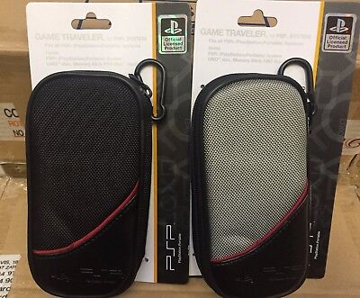 Playstation PSP Traveler Case Official Portable Game Wholesale lot of 12
