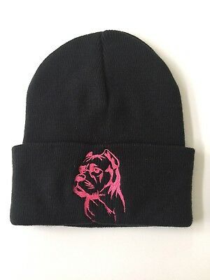 NWOT Cane Corso Winter Beanie Hat
