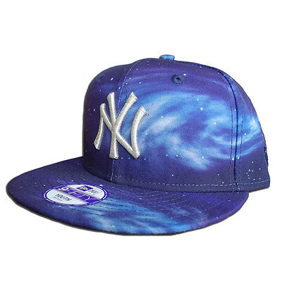 New York Yankees Officially LicencedYOUTH Galaxy 950 MLB New Era Snapback Cap