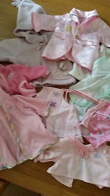 Baby Born Dolls Clothes Bundle