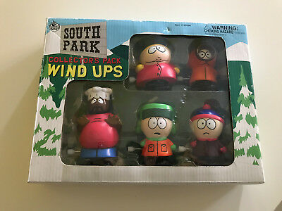 South Park Wind ups Collection Set New & Boxed