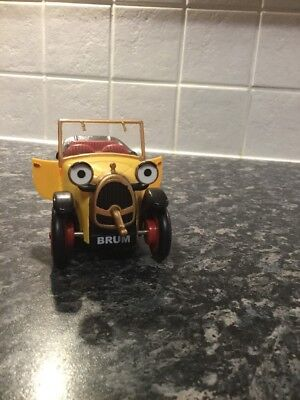 Friction Brum Toy Car