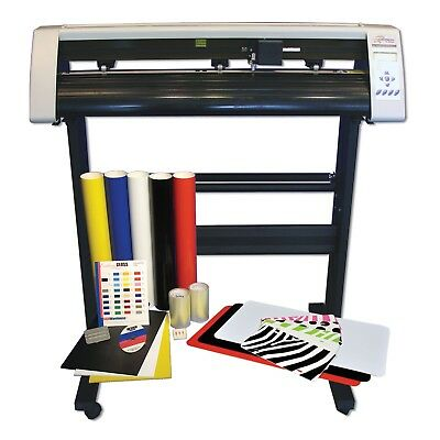 Vinyl Cutter and Heat Press Pkg. - R Series II  Vinyl Cutter & Power Heat Press
