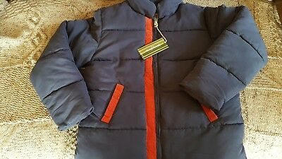 Horseware Kids-quilted Winter Coat age 9-10 years