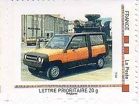 timbre briefmarke stamp Renault Rodeo