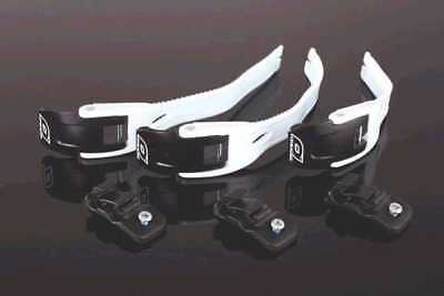 New O'Neal-MX RDX Strap And Buckle Kit Adult Motocross/Offroad For Boots, White,