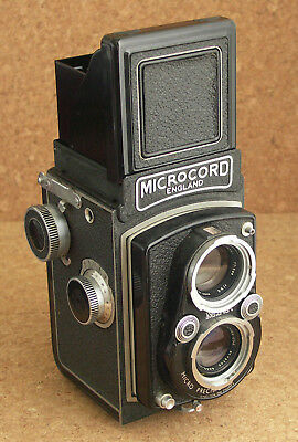 Mpp Microcord Tlr – Faulty