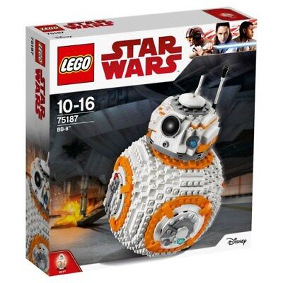 LEGO 75187 Star Wars: BB-8 droid (Boxed & Sealed)