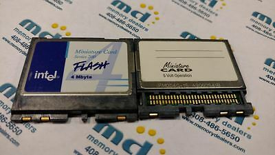 (Lot of 10) Cisco 4MB Approved Memory,  Series 200 MINI-FLASH Card (Intel)