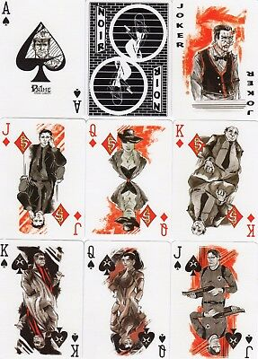 """SUPERB PACK """"Bicycle Type - PR1ME NO1R (Superb Cards)"""" Playing Cards"""
