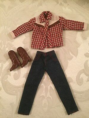 Vintage Sindy Outfit