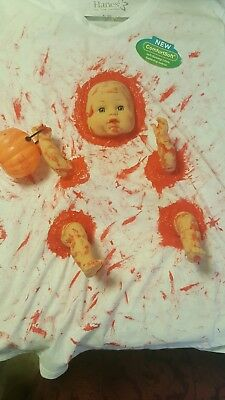maternity halloween costume. Custom made for you by a mom. U pick size and style