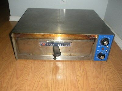 Bakers Pride Oven - Pizza Oven Model PX 16 - Works Just Fine!