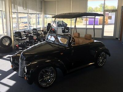 ACG '39 Roadster Golf Car electric car California Roadster