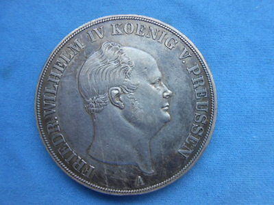 Germany - Prussia 2 Thaler 1855