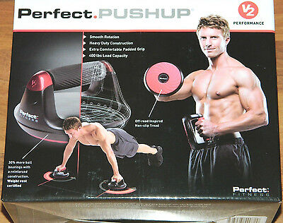 New Original Perfect Pushup V2 Version / As Seen on TV