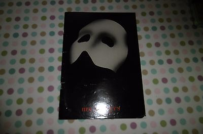 Phantom Of The Opera Vintage Programme