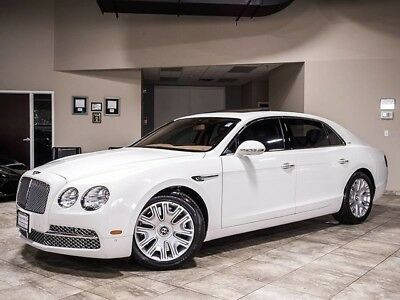 2014 Bentley Flying Spur  2014 Bentley Flying Spur Sedan $216k+MSRP+UPGRADES GorgeousSpec Pristine Example