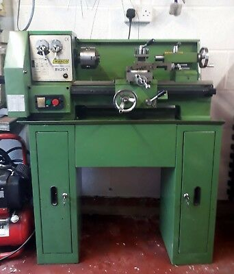 Warco Geared Head Lathe & Stand