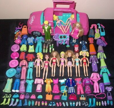Polly Pocket Bundle of Various items.