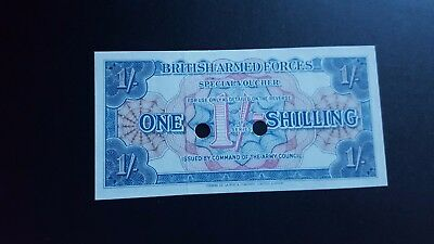 great britain military currency 1 shillings n353