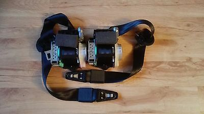 Audi A5 8T 2007-2015 FRONT SEAT BELTS (PAIR) WITH PRETENSIONER ORIGINAL NEW !!!