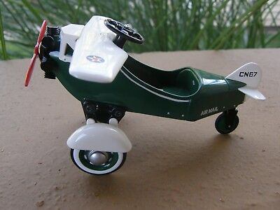 Vintage 1935 Steelcraft Airplane by Murray Hallmark Kiddie Car Classics